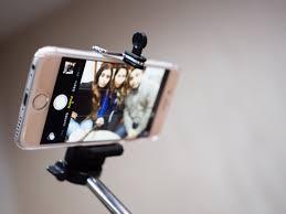 Tyč pro focení selfie